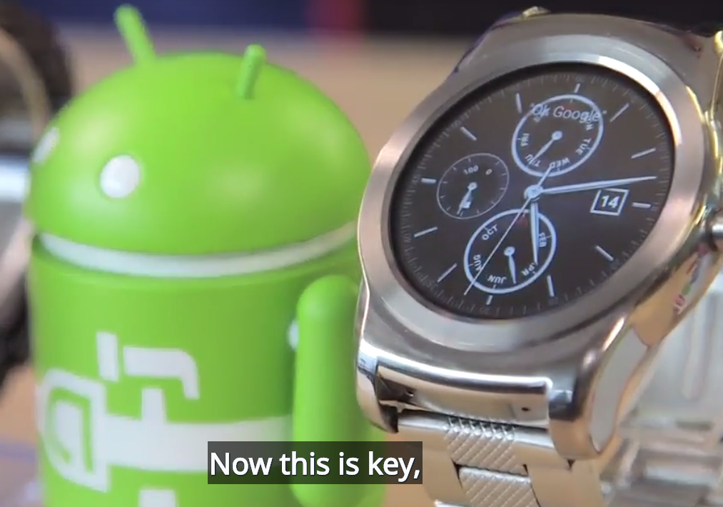 Android Wear 简介